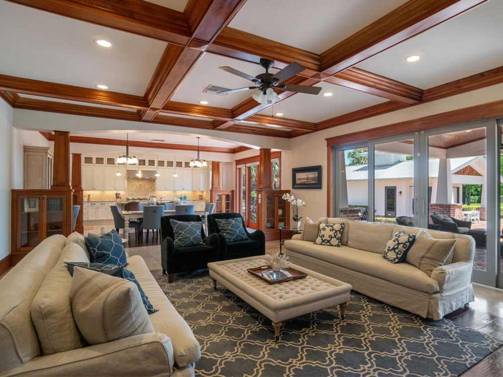 New Modern Living Room