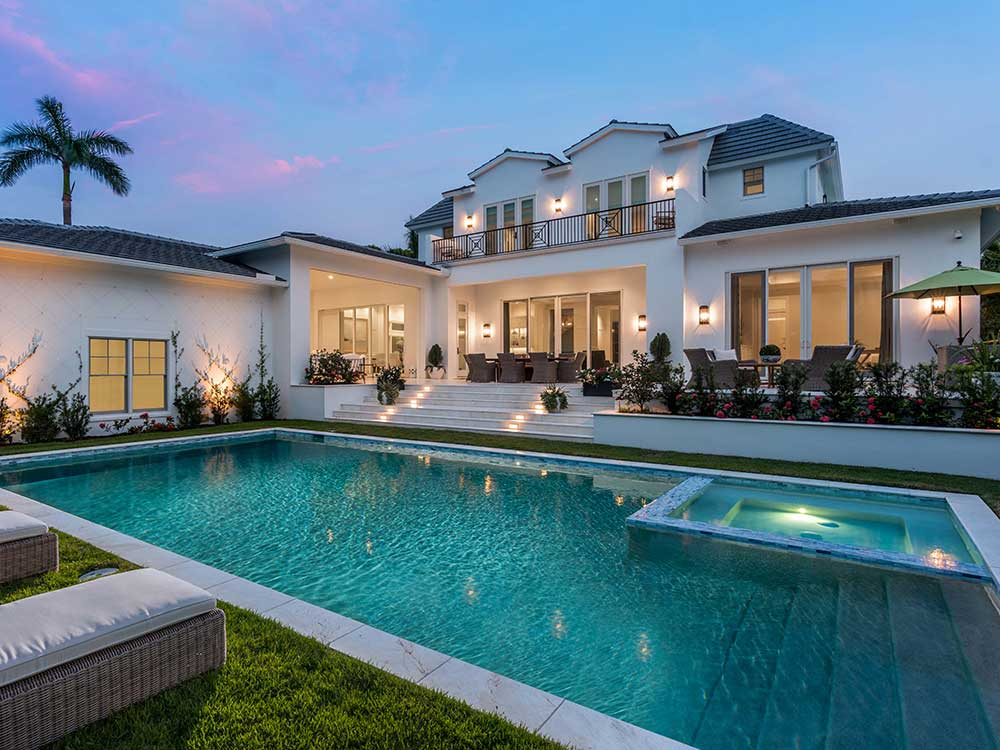 New pool Naples FL