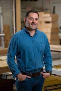 Ray Allian - Acadian Builders